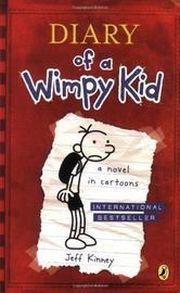 DIARY OF A WIMPY KID:GREG HEFFLEY