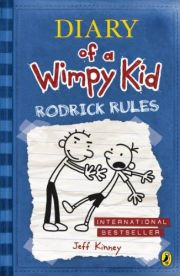 DIARY OF A WIMPY KID: RODRICK RULES height=