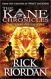THE KANE CHRONICLES: THE THORNE OF FIRE