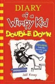 DAIRY OF WIMPY KID DOUBLE DOWN
