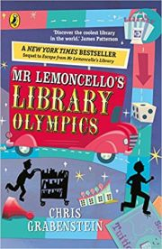 MR. LEMONCELLO'S LIBRARY OLYMPICS height=