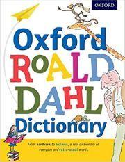 OXFORD ROALD DAHL DICTIONARY height=