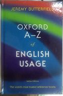 OXFORD A-Z OF ENGLISH USAGE height=