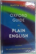 OXFORD GUIDE TO PLAIN ENGLISH height=