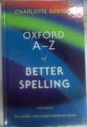 OXFORD A-Z OF BETTER SPELLING height=
