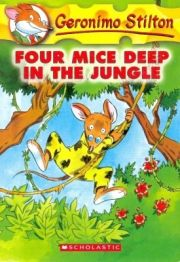 GERONIMO STILON: FOUR MICE DEEP IN THE JUNGLE height=