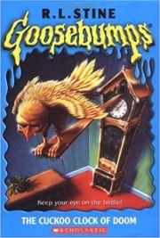 GOOSEBUMPS: THE CUCKOO CLOCK OF DOOM