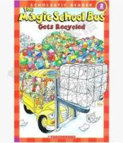 THE MAGIC SCHOOL BUS GETS RECYCLED height=