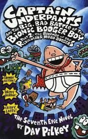 CAPTAIN UNDERPANTS AND THE BIG, BAD BATTLE OF THE BIONIC BOOGER BOY, PART 2: THE REVENGE OF THE RIDICULOUS ROBO-BOOGERS