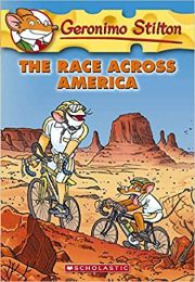 "GERONIMO STILTON"" THE RACE ACROSS AMERICA"