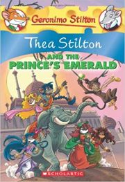 THEA STILTON AND THE PRINCE