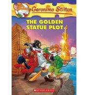 GERONIMO STILON: THE GOLDEN STATUE PLOT height=