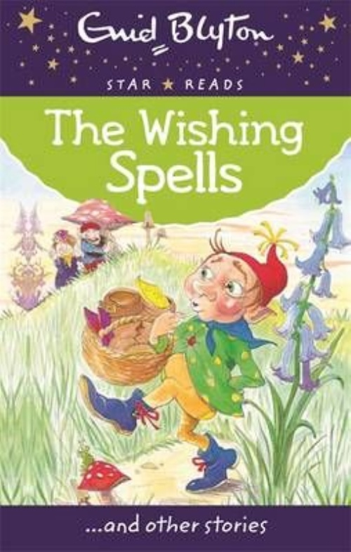 THE WISHING SPELLS