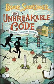 BOOK SCAVENGER: THE UNBREAKABLE CODE height=