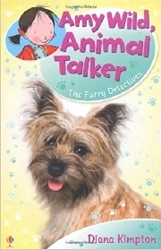 AMY WILD, ANIMAL TALKER: THE FURRY DETECTIVES