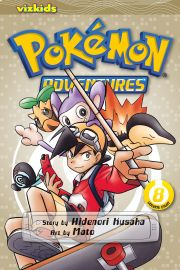 POKEMON ADVENTURES GOLD & SILVER 8 height=