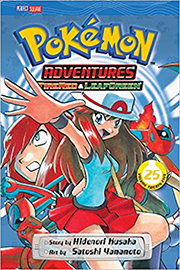 POKEMON ADVENTURES: FIRE RED & LEAF GREEN