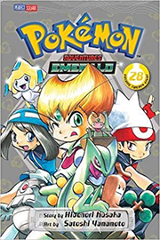 POKEMON ADVENTURES: EMERALD