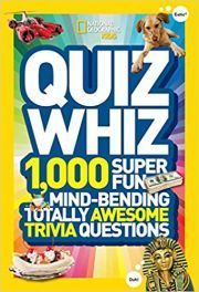 NATIONAL GEOGRAPHIC KIDS QUIZ WHIZ 1 height=