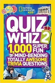 NATIONAL GEOGRAPHIC KIDS QUIZ WHIZ 2 height=