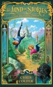 THE LAND OF THE STORIES: THE WISHING SPELL