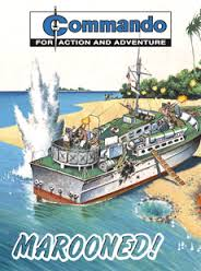 COMMANDO FOR ACTION AND ADVENTURE