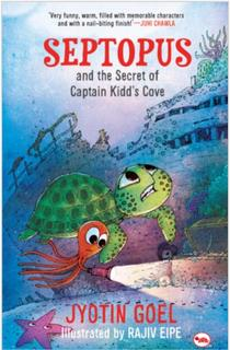 SEPTOPUS AND THE SECRET OF CAPTAIN KIDD'S COVE
