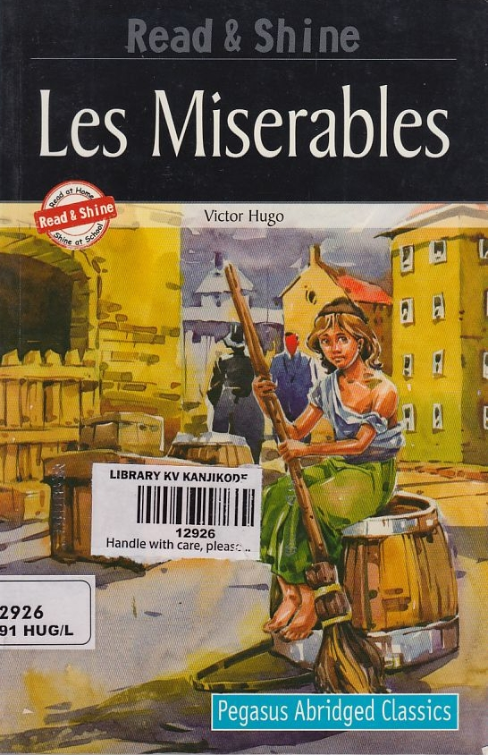 PEGASUS ABRIDGED CLASSICS: LES MISERABLES