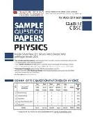 OSWAAL SAMPLE QUESTION PAPERS PHYSICS CLASS XII