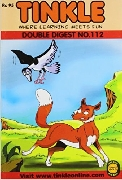 TINKLE DOUBLE DIGEST NO 112 height=