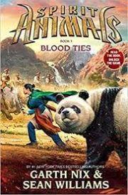 SPIRIT ANIMALS BOOK 3 BLOOD TIES