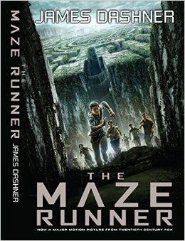 THE MAZE RUNNER height=