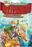 THE SEARCH FOR TREASURE: THE SIXTH ADVENTURE IN THE KINGDOM OF FANTASY