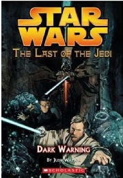 STAR WARS: THE LAST OF THE JEIDI #2 DARK WARNING