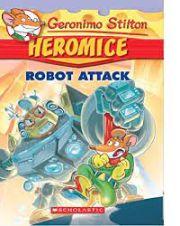 GERONIMO STILTON: ROBOT ATTACK/></a> <a href=