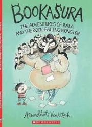 BOOKASURA: THE ADVENTURES OF BALA AND THE BOOK-EATING MONSTER