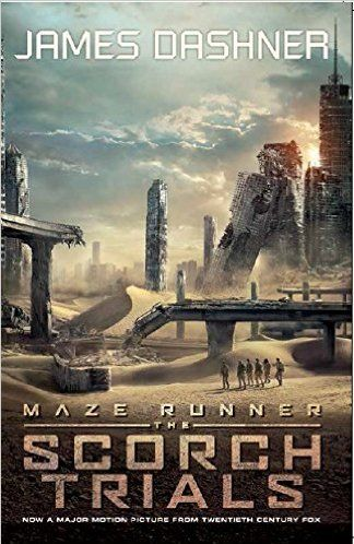 THE MAZE RUNNER: SCORCH TRIALS height=