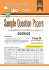 Oswaal Sample Question Papers Science Class IX