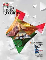 LIMCA BOOK OF RECORDS 2019 height=