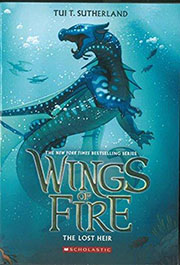 WINGS OF FIRE: THE LOST HEIR