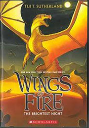 WINGS OF FIRE: THE BRIGHTEST NIGHT