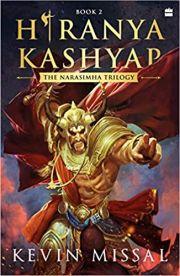 HIRANYAKASHYAP: THE NARASIMHA TRILOGY BOOK 2 height=
