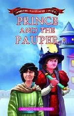 IMMORTAL ILLUSTRATED CLASSICS: PRINCE AND THE PAUPER