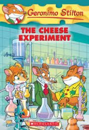 GERONIMO STILON: THE CHEESE EXPERIMENT height=