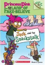 PRINCESS PINK AND THE LAND OF FAKE-BELIEVE: JACK AND THE BEANSTALK height=