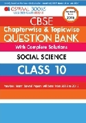 OSWAAL CBSE QUESTION BANK SOCIAL SCIENCE CLASS X