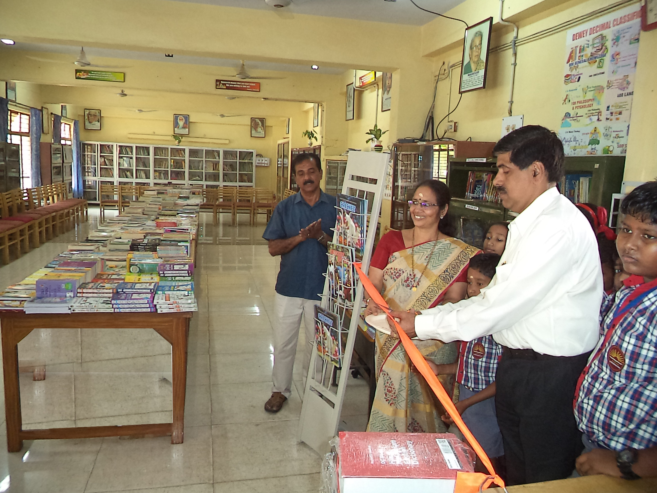 Inauguration of Book Fair