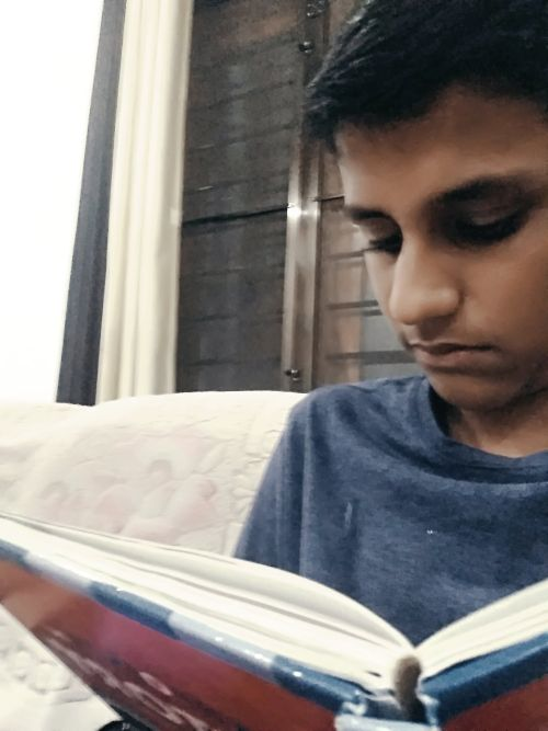 Aravind P R