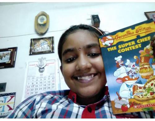 Meenakshi S Pillai