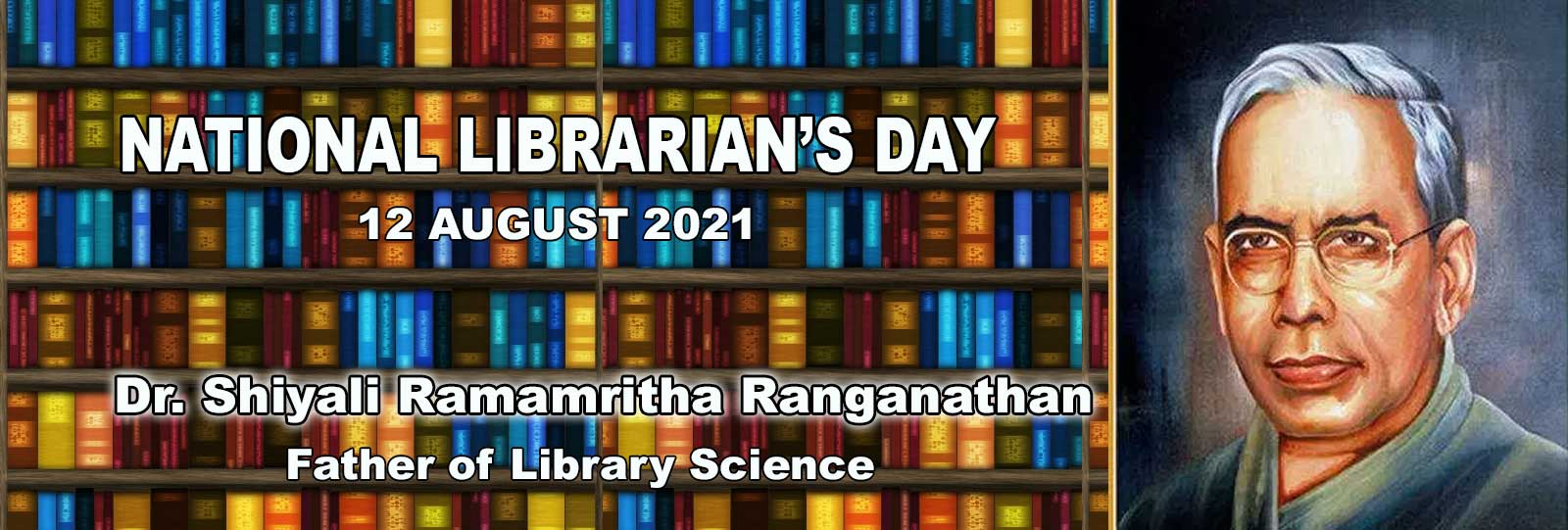 National Librarian's Day